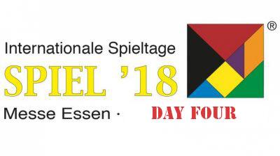 Day 4 That Ends Spiel Essen 2018 [News]