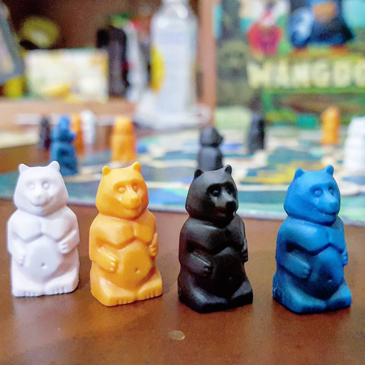 Wangdo: The Bear Kingdom Needs a King [Review]