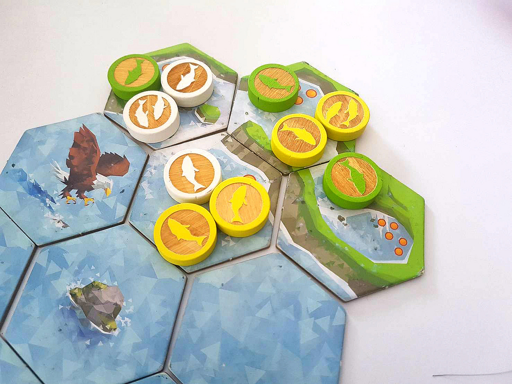 Upstream: Join the Salmon's Journey [Review]