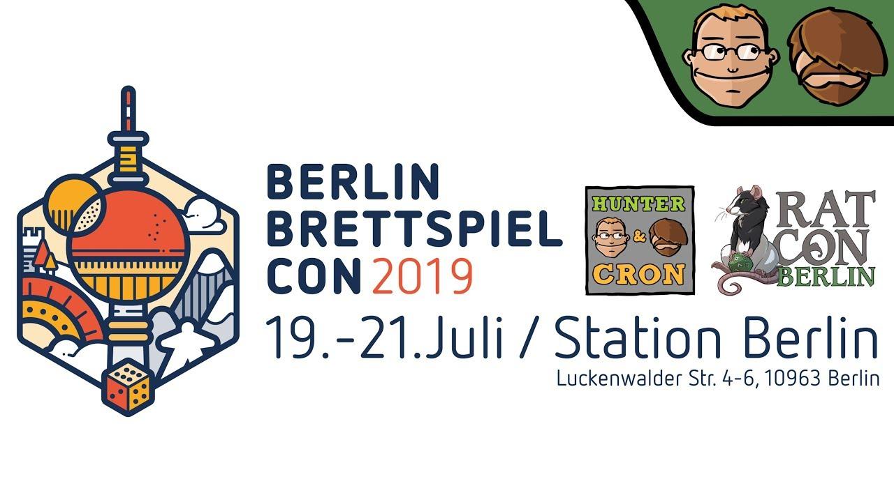 Berlin Brettspiel Con 2019 logo