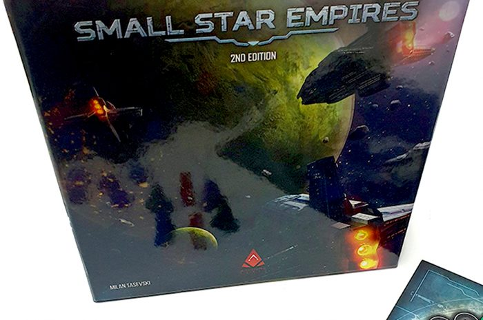 Small Star Empires: The civilisation in outer space
