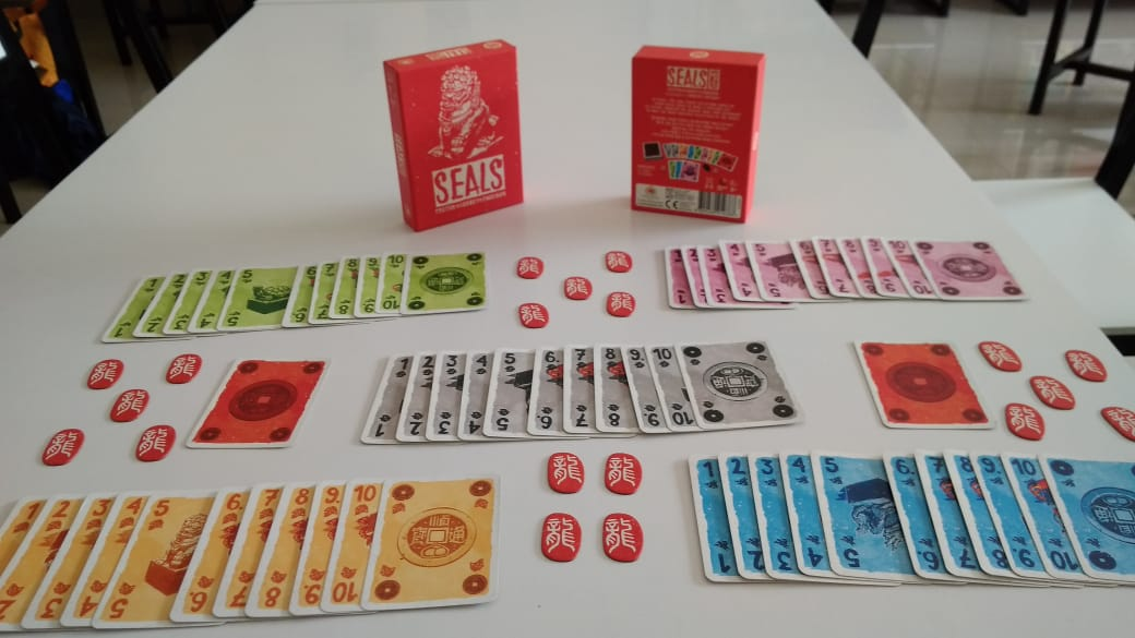 Seals: The poker-lite from Korea [Review]