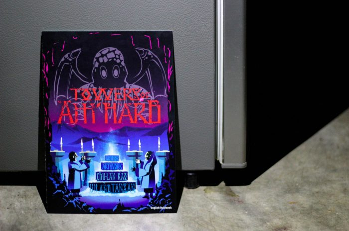 Towers of ÄmHärb: Heed the Call of the Ancient Ones [Review]
