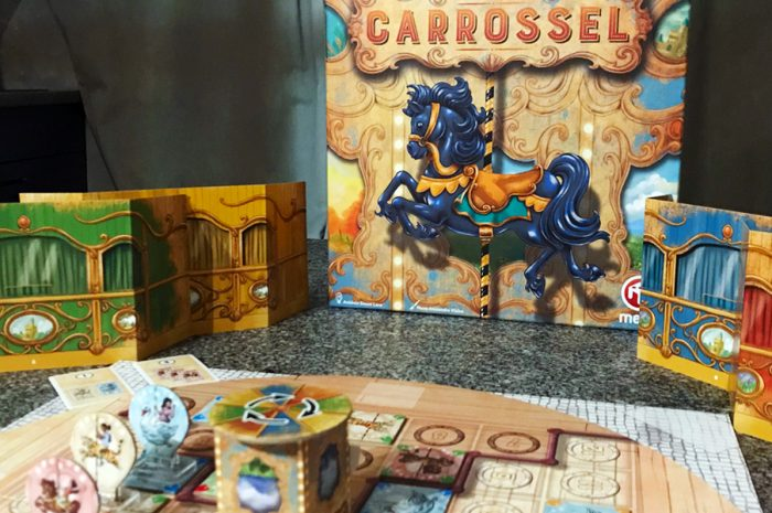 Carrossel: We spin it to win it [Review]