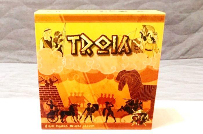 Troia: Asymmetric Greeks' and Trojans' war [Review]
