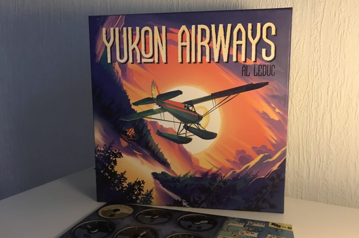 Yukon Airways: Fly your seaplanes [Review]