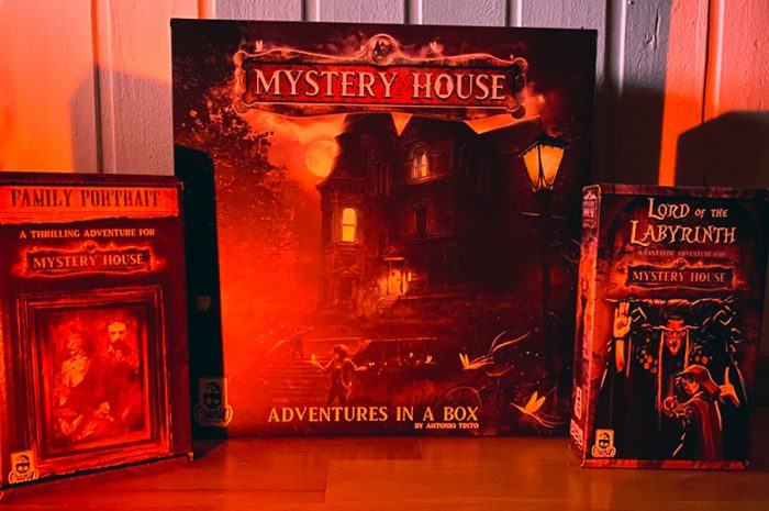 Mystery House: A compact escape room experience [Review]