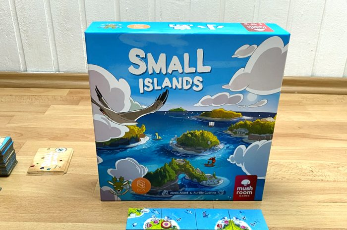 Small Islands: Explore the sea and conquer the land [Review]